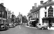 Ringwood, High Street c1955