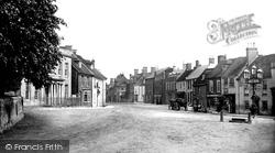 Ringwood, Market Place 1890