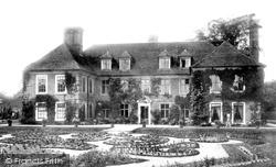 Ringwood, Moyles Court 1891