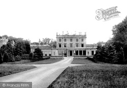 Ringwood, Somerley House 1891