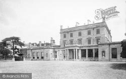 Ringwood, Somerley House 1891