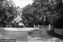 Ringwood, Somerley Lodge 1890