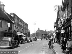 Ringwood, Southampton Road c.1945