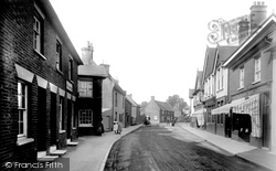 Ringwood, Southampton Street 1913