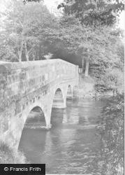Ringwood, The Bridge c.1960