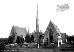 Ringwood, The Cemetery 1890