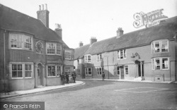 Ringwood, The Crown Hotel 1890