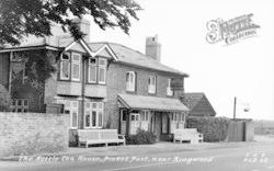 Ringwood, The Kettle Tea House, Picket Post c.1955