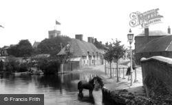 Ringwood, The Millstream 1900