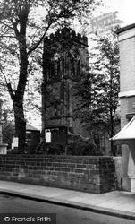 All Saints Church c.1965, Ripley