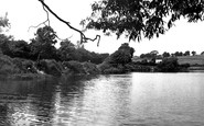 Ripley, Butterley Reservoir c1955