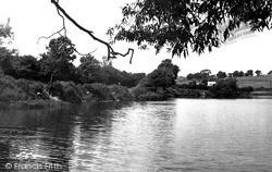 Butterley Reservoir c.1955, Ripley