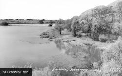 Butterley Reservoir c.1960, Ripley