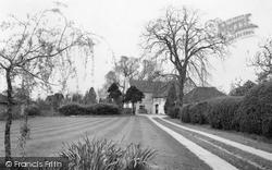 Ripley, Chapel Farm c.1960