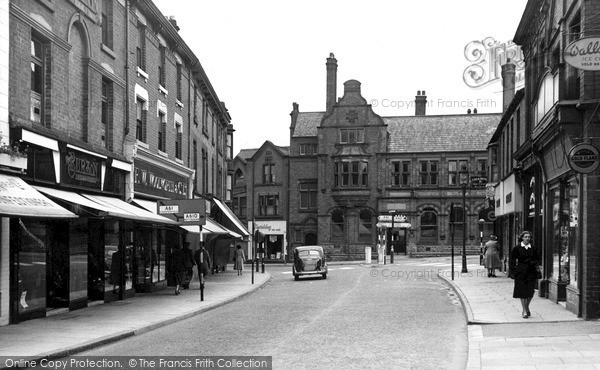 Photo of Ripley, Church Street c.1955