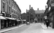 Ripley, Church Street c1955