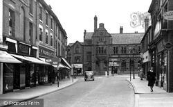 Church Street c.1955, Ripley