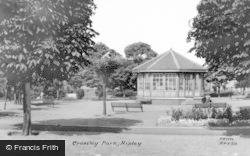 Crossley Park c.1960, Ripley