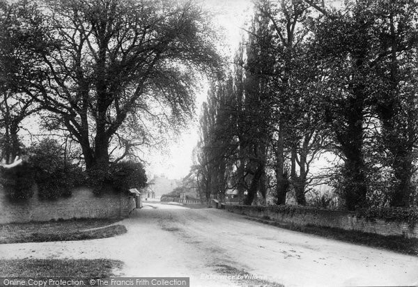 Photo of Ripley, Entrance To Village 1903