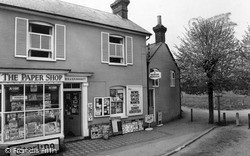 Ripley, Green And The Paper Shop c.1965
