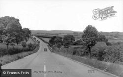 Harshay Hill c.1955, Ripley