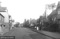 Ripley, High Street 1915