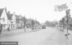 Ripley, High Street 1929