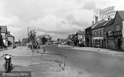 Ripley, High Street c.1950