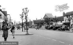 Ripley, High Street c.1955