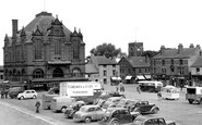 Ripley, Market Place c1955
