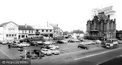 Market Place c.1965, Ripley