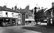 Ripley, New Street c1960