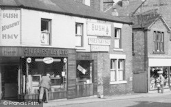 New Street Shops c.1960, Ripley