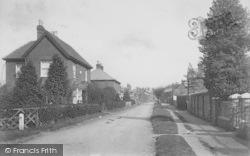 Ripley, Newark Lane 1906