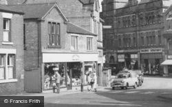 Radio House, New Street c.1960, Ripley