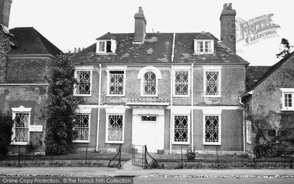 Photo of Ripley, Ripley Court School c1965
