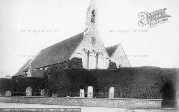Photo of Ripley, St Mary Magdalene's Church 1903