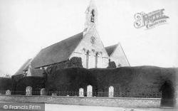 Ripley, St Mary Magdalene's Church 1903