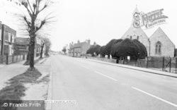 Ripley, St Mary's Church c.1960