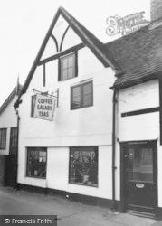 Ripley, Tea Rooms c.1960