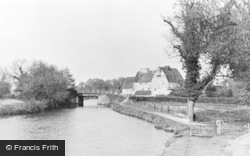 Ripley, The Old Mill c.1955