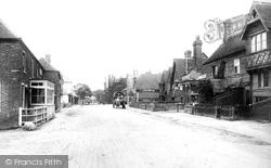 Ripley, Village 1903