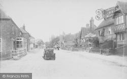Ripley, Village c.1905
