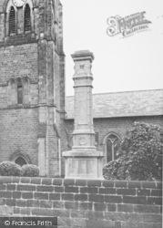 War Memorial c.1955, Ripley