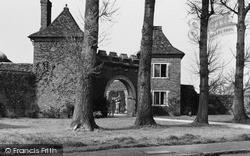 Ripley, West Lodge, Dunsborough Park c.1955