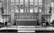 Ripon, Cathedral Reredos 1923