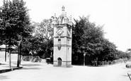 Ripon, Clock Tower 1901