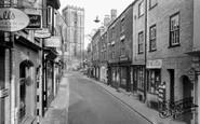 Ripon, Kirkgate c.1955
