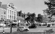 Ripon, Market Place c.1950
