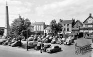 Ripon, Market Place c.1960